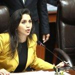 AUDIO. Ana Solórzano niega viaje de congresistas con 5 asesores.► http://t.co/ySJ06TxcDz http://t.co/ijQhgM6N67