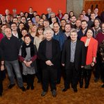 Amazing day at work: Simon Rattle is announced as @londonsymphony Music Director. A privilege to be involved. http://t.co/xK8JAPpupz