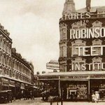 #Brixton history: Robinson's Teeth Institute and Parke's Drug Stores of Electric Avenue http://t.co/6feJb0ectj http://t.co/9MKv5kFNbD