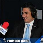 ((AL AIRE)) Roberto dAubuisson, Autoproclamado alcalde de Santa Tecla. #VotoAVoto http://t.co/G2RJmz3Lxo