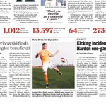 Go grab a copy of todays @HoustonChron for a look at the new #DynamoJersey! #ForeverOrange http://t.co/d5Zd0rGHmB