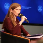.@AmbassadorPower will speak in #Brussels next Monday, 9 March, about #Peacekeeping @FriendsofEurope at 1 pm @USUN http://t.co/L6IP5BmhPS