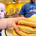 Today is #NationalPancakeDay...says @IHOP. How to get to a free stack: http://t.co/lgAtoz0U6Y http://t.co/cJ2cF5Y5fb