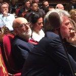 Quel avenir pour la recherche scientifique en Belgique? Salle plénière #Sénat comble #savebelspo @belspo http://t.co/VDNto1sjdq