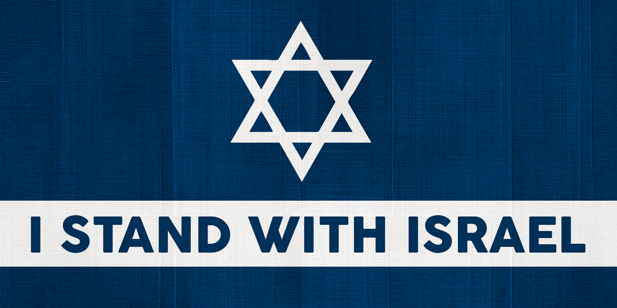 #IStandWithIsrael, our greatest ally in the Middle East, & look forward to hearing strong message from PM @netanyahu. http://t.co/0pICpAE2Ld