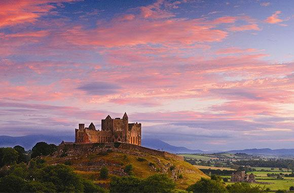 March belongs to Ireland. Amazing places to visit: