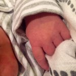 """@carrieunderwood: God has blessed us with an amazing gift! Isaiah Michael Fisher - born February 27. http://t.co/wMBz1kMfJt""TWINS"