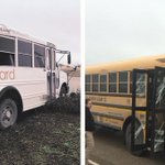 #BREAKING Officials: A bus taking 41 kids to school collided with a day care van in Haslet http://t.co/Psv89xK7xK http://t.co/Dziygik0Vf