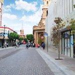 Hoy el Centro Histórico es un orgullo, atractivo turístico y espacio peatonal por excelencia. #MásObrasQueNunca http://t.co/ZPUzGBBiEr