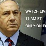 Watch Israeli PM Netanyahu address Congress at 11 AM ET. http://t.co/nWsuL9iIMx http://t.co/4Cw87Ri23p
