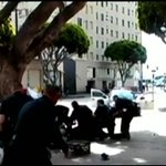 LAPD Chief: Homeless Man Grabbed Officers Pistol Prior To Fatal Shooting. http://t.co/1TJ8BlFZyS http://t.co/xruQgtN8nT