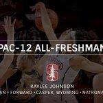 Rebounding revelation @_KayleeJohnson_ makes the @pac12 All-Freshman squad. #GoStanford | http://t.co/hlrePMnWVD http://t.co/lPHdyCUTkn