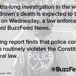 Justice Department Finds Pattern Of Racial Bias In Policing Ferguson, Missouri http://t.co/haDGRQKdqg http://t.co/EygDWwD4Ok