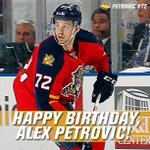 Its a #FlaPanthers gameday AND Alex Petrovics birthday. Join us in wishing him a Happy Birthday! http://t.co/gW5D9oMMN9