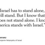 """Netanyahu: """"May God bless the state of Israel, and may God bless the United States of America"""" http://t.co/i9GBedeyPt http://t.co/305zE8MspO"""