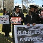 As #Jews in US will tell at #MassJewishRallyNYC to #Netanyahu Go Home, Jews in #Jerusalem say: Zionism, Go Down! http://t.co/b91hC46ydC