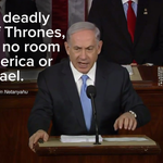 ICYMI: Netanyahu made a Game of Thrones reference. http://t.co/qsJl2eIKcd #BibiSpeech http://t.co/HsO7UdB6md
