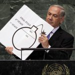 Benjamin Netanyahu warned that an Iranian bomb is imminent in 1992, 1995, 2002, 2009, and 2012 http://t.co/lILMX5X4yB http://t.co/nKRml11ype