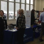 Health Career Fair at #Rasmussencollege in Wausau. Open til noon, check it out #WSAW http://t.co/Wsd2oQRAFt