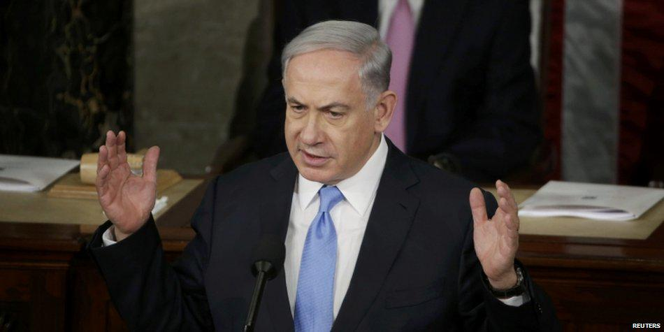 Israel's Benjamin Netanyahu warns Iran poses 'threat to entire world' in US Congress speech http://t.co/GbfybzjCla