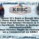Hey Abilene and the Big Country, we want to see your FUN winter weather pictures! http://t.co/Pf0IbasHLZ