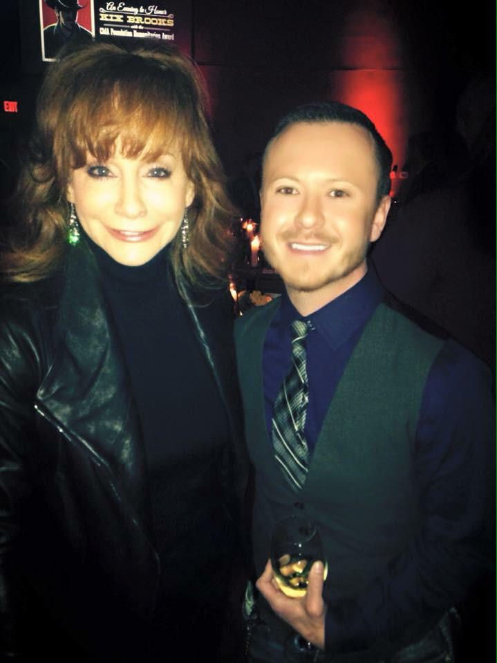Thank you @Reba for being the example of class, talent, and pure awesomeness! You are the Queen! http://t.co/amo7SJjaDp