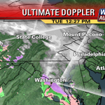 #Live look at #ultimatedoppler #wintry mix moving in from west @fox29philly http://t.co/qfvFlY3Dqn