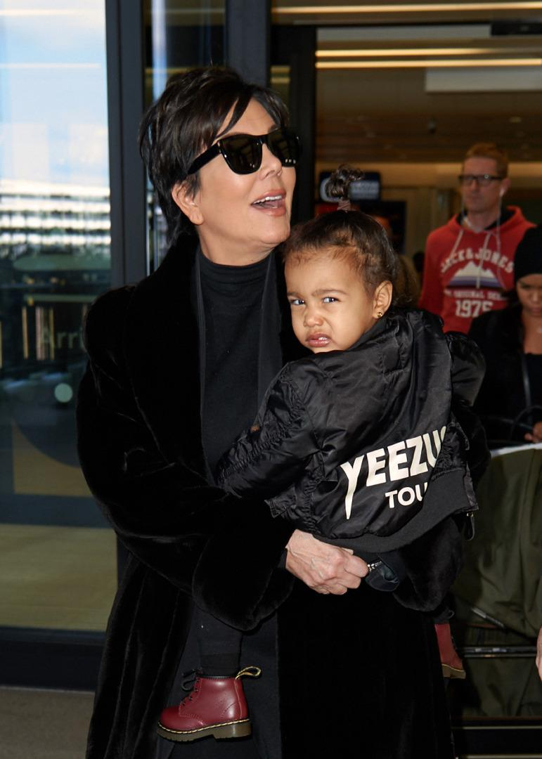 North and Saint West Served as Creative Consultants on The Life of ...