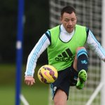It's important we go again tomorrow in another tough London derby. - Terry: http://t.co/ka5frqE0id #CFC http://t.co/N3iruMM1wN