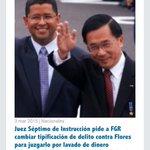 Plausible la decisión del Juez 7o de Instrucción de pedir a FGR impute por lavado en caso Flores-Taiwan! http://t.co/jtKvTMT11O