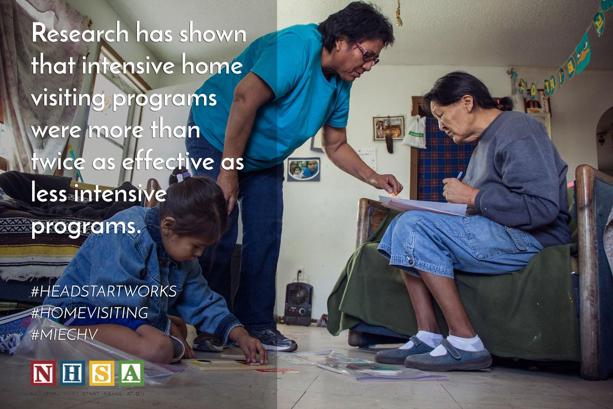 Research shows that intensive #homevisiting programs can improve children's opp. for school success #HeadStartWorks http://t.co/tYqasY9eza