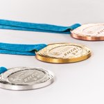 Pan American Games medals include Braille (photos) http://t.co/tGV9947x6z