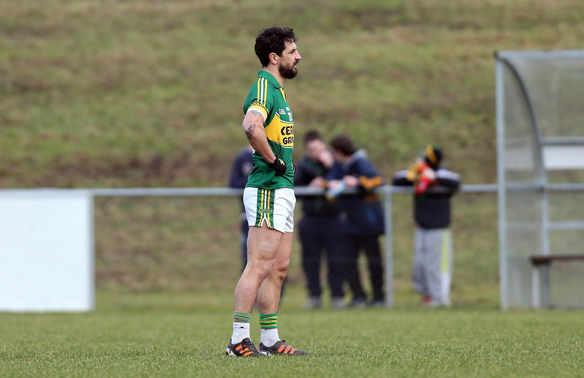 Paul Galvin has re-joined the Kerry Senior Football squad and resumed training this evening. #rtegaa http://t.co/mFe49XgGgJ