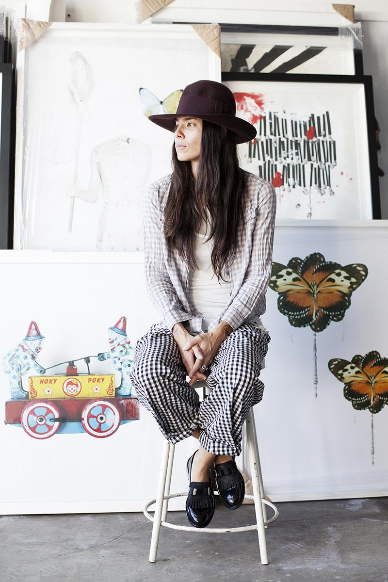 Metamorphosis and Mind-Control with Artist @TasyaVanRee http://t.co/A1DQXFt0Pa http://t.co/EQqjd21VRz