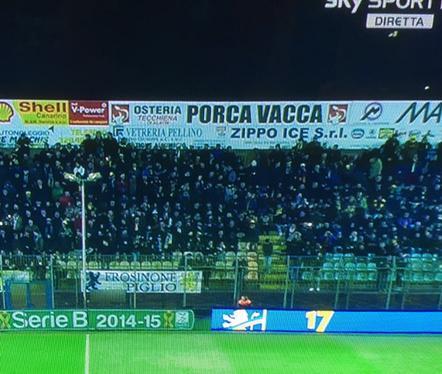 Non capisco perché Lotito non voglia il Frosinone in A, è un club con sponsor importanti http://t.co/aEK9SzyVQl