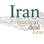 A visual snapshot of the #BibiSpeech: http://t.co/MhGpDDU7DM