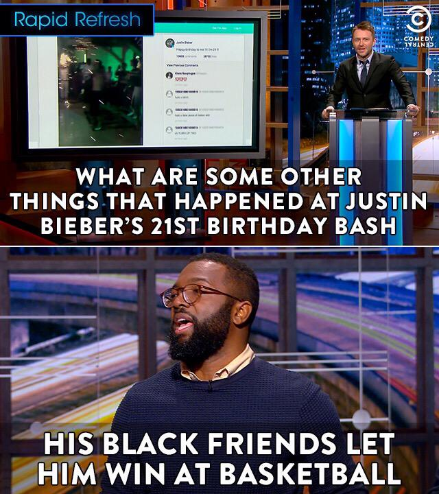 Last night let us know that The Bieb\s biggest dream may have come true:
