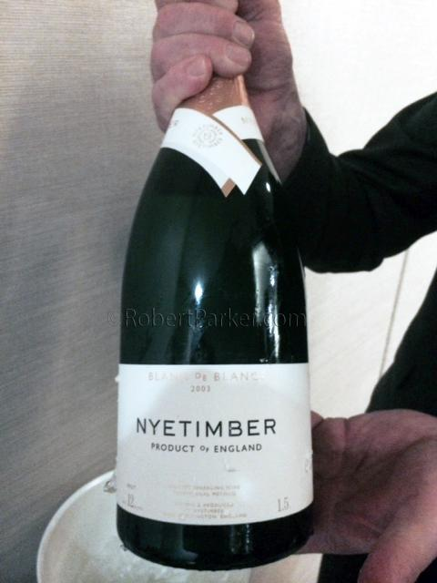 A revelation - English sparkling wine @Nyetimber http://t.co/NYis88Xf2R