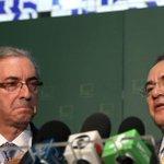 Renan Calheiros e Eduardo Cunha estão na lista de investigados que Janot enviará ao STF. http://t.co/ypUqhHU4dm http://t.co/5AqXVqQnSi