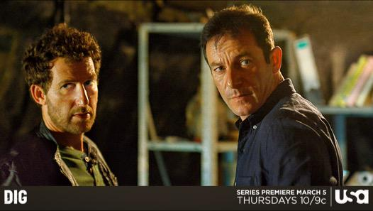 Only TWO days till @DIGonUSA premieres on @USA_Network. #DigDeeper with me & @jasonsfolly in the TV thriller of 2015 http://t.co/VZRAbaZjFp