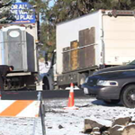 BREAKING: @SpokanePD conifrm the woman ran over by a city truck in West Spokane this morning has died. #kxly http://t.co/gEJybt6ftM