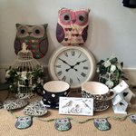 Job Lot of Shabby Chic Vintage Style Decor Items for £70. Collect from #Manchester centre. Please RT. http://t.co/Noi6sdsC9r