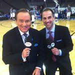 With Former Creighton great and rising star at @FOXSports1, @NickBahe. Join us 8pm CT on FS1! #Villanova #Creighton http://t.co/NaEzpK8UaN