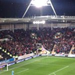2,600 Sunderland fans at Hull tonight. #SAFC http://t.co/cD2mzO3tTW