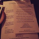 8 course tasting menu @timberyard10 - beaut/extravagant way to spend a Tuesday evening #edinburgh #finedining http://t.co/xrs1KU0K0q