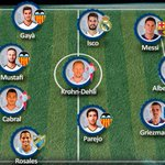 El Celta vuelve a maravillar http://t.co/oq8kE6fvZ7 Sergio, Cabral y Krohn-Dehli, en el once ideal de la Liga http://t.co/KQOrFMmGdK