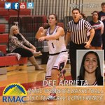 CONGRATS Dee Arrieta on being voted #RMACWBB 1st-team all-conference! #ThePackWay http://t.co/jn6nnppLAb