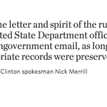 Hillary Clinton supporters defend her use of private email account: http://t.co/LGpERkGBKQ http://t.co/BM5bYroQnT