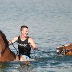 Did you know there is a #horse beach not that far from #Melbournes CBD? - http://t.co/WYkXJKCXMn http://t.co/oj0Il0G6nP