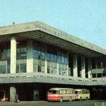 Tbilisi Bus Station, 1981 — http://t.co/vlpm4Wgnzk http://t.co/S1RCBCUSqU